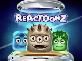 reactoonz video slots